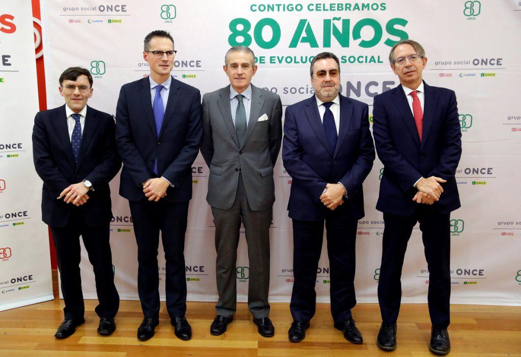 La Agencia EFE formará a becarios con discapacidad tras un acuerdo con la ONCE