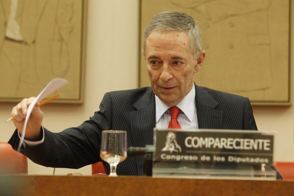 (Ampl) Segura dice que la CNMV hizo «lo posible» durante la crisis dadas sus limitadas competencias