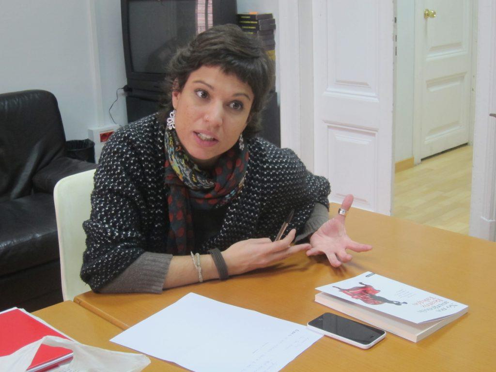 La Audiencia de Guadalajara ratifica la condena de Beatriz Talegón por vulnerar el honor del alcalde de Cabanillas