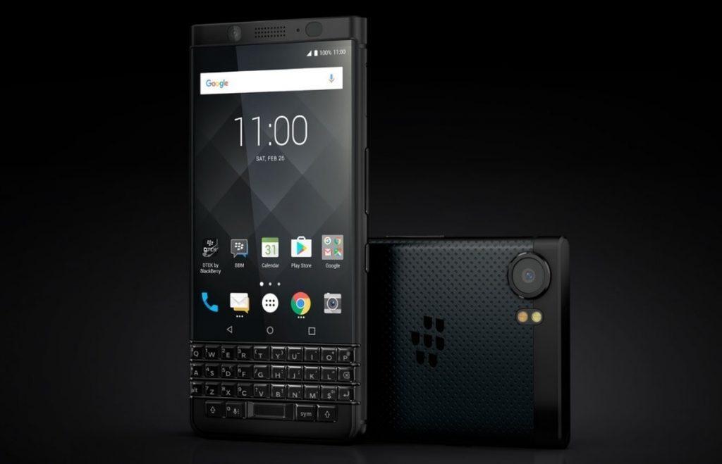 BlackBerry KEYone tendrá una edición limitada en color bronce