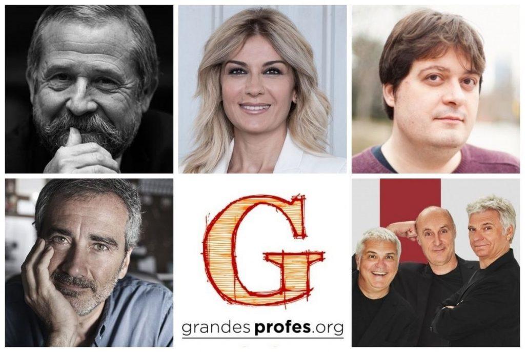 Fundación Atresmedia homenajea a los docentes en la V edición de '¡Grandes Profes!' que gira en torno a la curiosidad