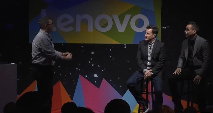 Lenovo presenta el convertible Miix 630, sus nuevos Moto 'mods' y el casco VR Mirage Solo