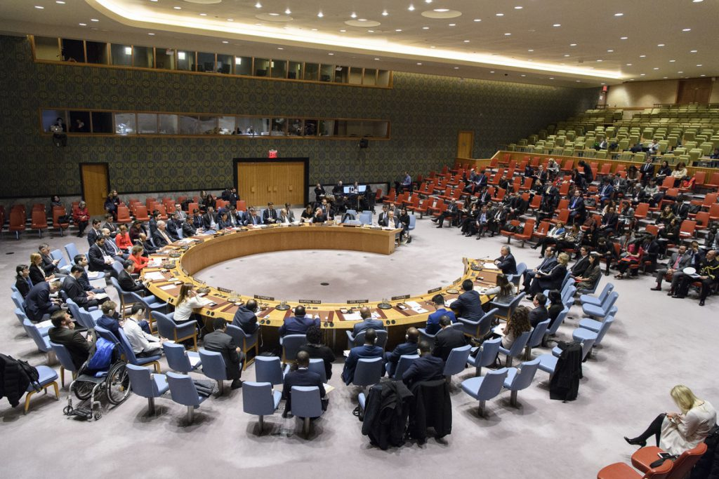 Colombia insiste en la ONU la voluntad de paz pese a los ataques de la guerrilla del ELN