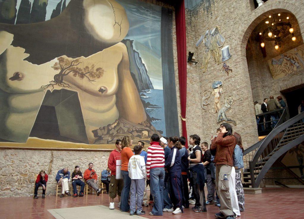 Los museos Dalí superan los 1,4 millones de visitantes y crecen un 5,56 %