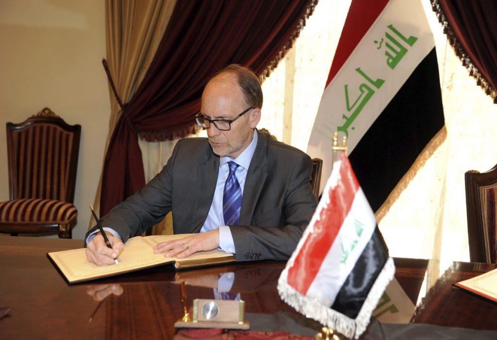 EEUU reducirá de forma gradual sus tropas en Irak, según su embajador en Bagdad