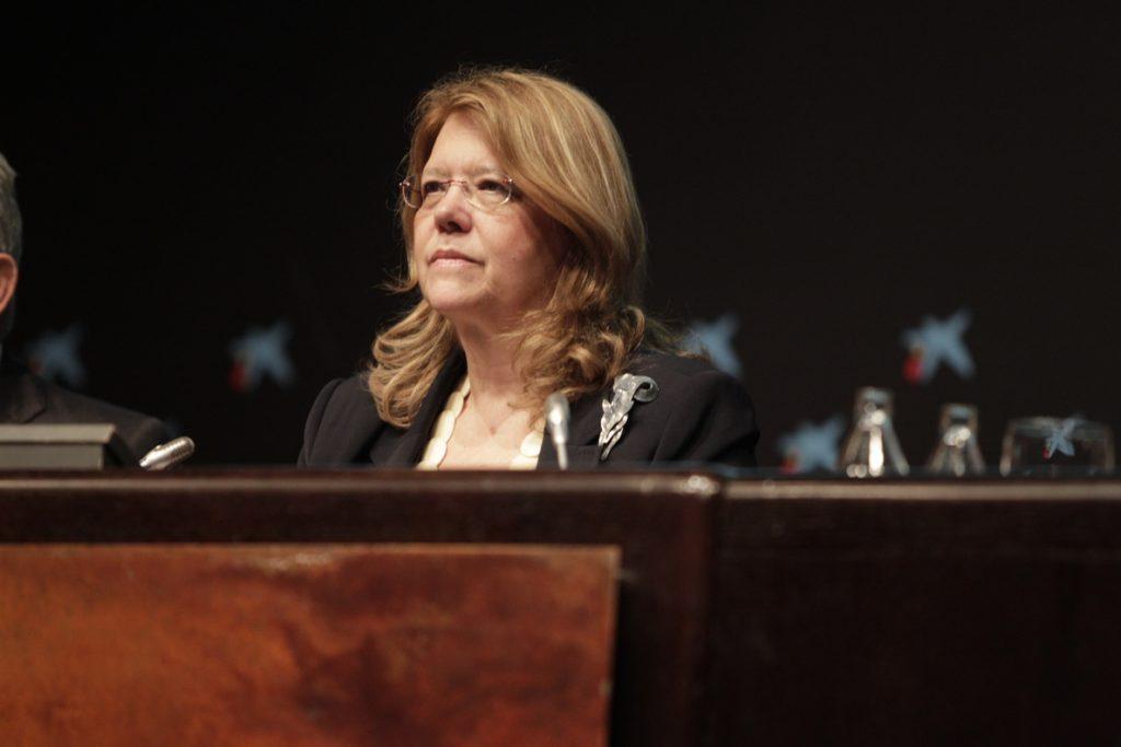 Elvira Rodríguez defiende que CNMV cumplió con sus labores de supervisión en la salida da Bolsa de Bankia