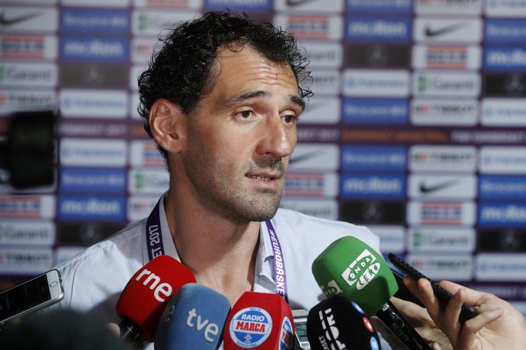 Garbajosa: «Estamos obligados a entendernos con los clubes de Euroliga»