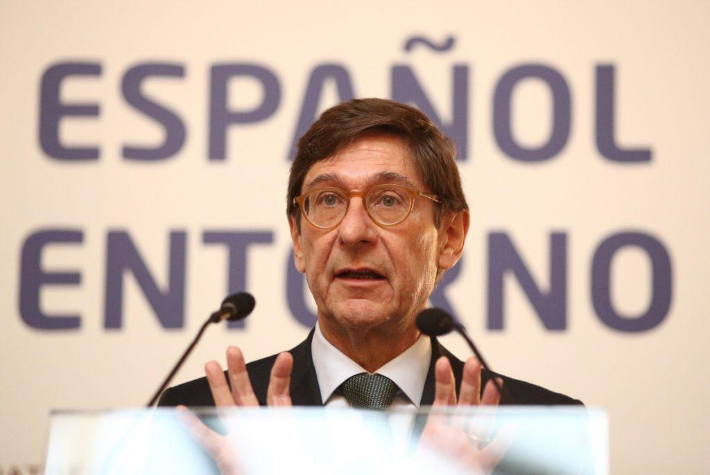 Goirigolzarri defiende que la cifra de rescate no la dio Bankia sino que «la definió la Comisión Europea»