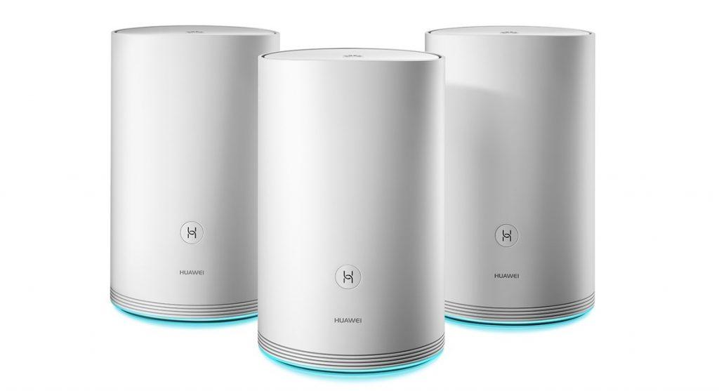 Huawei presenta la solución WiFi para todo el hogar Huawei WiFi Q2