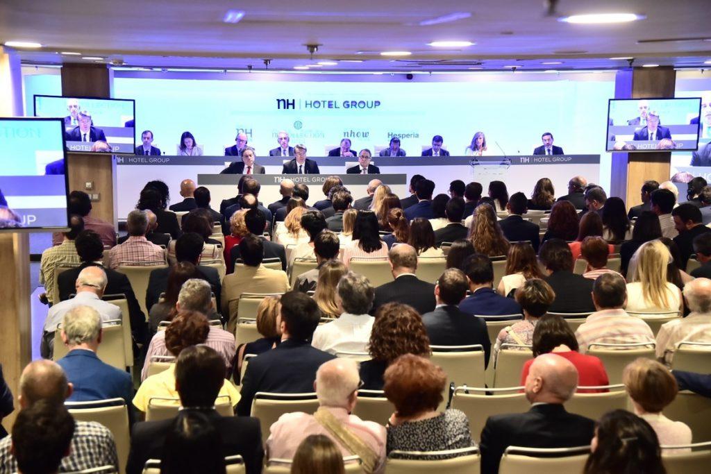 NH rechaza por unanimidad la oferta de fusión de Barceló