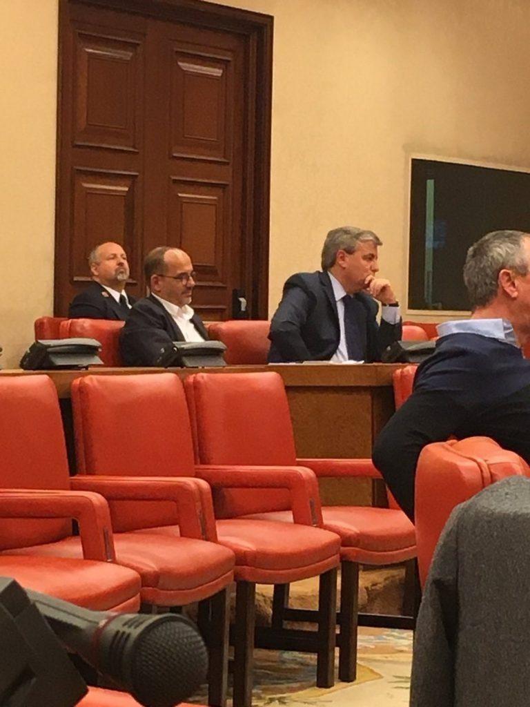 El PSOE dice que el PDeCAT evidencia su «incongruencia» al ir de oyente a la comisión territorial de la que se excluyó