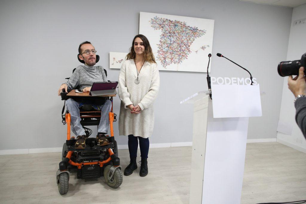 Podemos insiste en que aún no hay «normalidad» en Cataluña para sumarse a la Comisión Territorial del Congreso