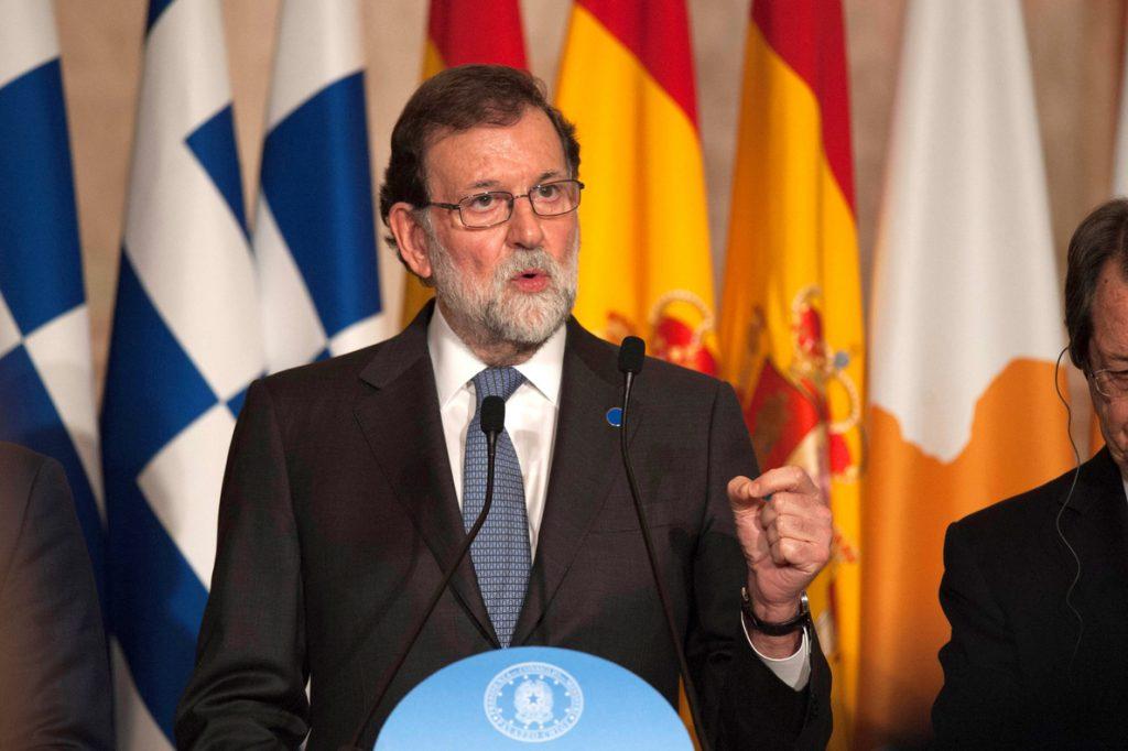 Rajoy reclama a la UE más ayuda para controlar las fronteras en el sur de Europa