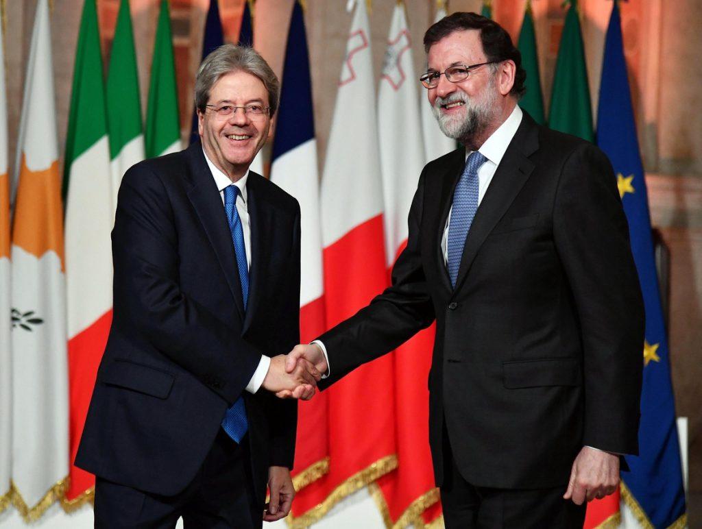 Rajoy anuncia un récord de 82 millones de turistas en España en 2017