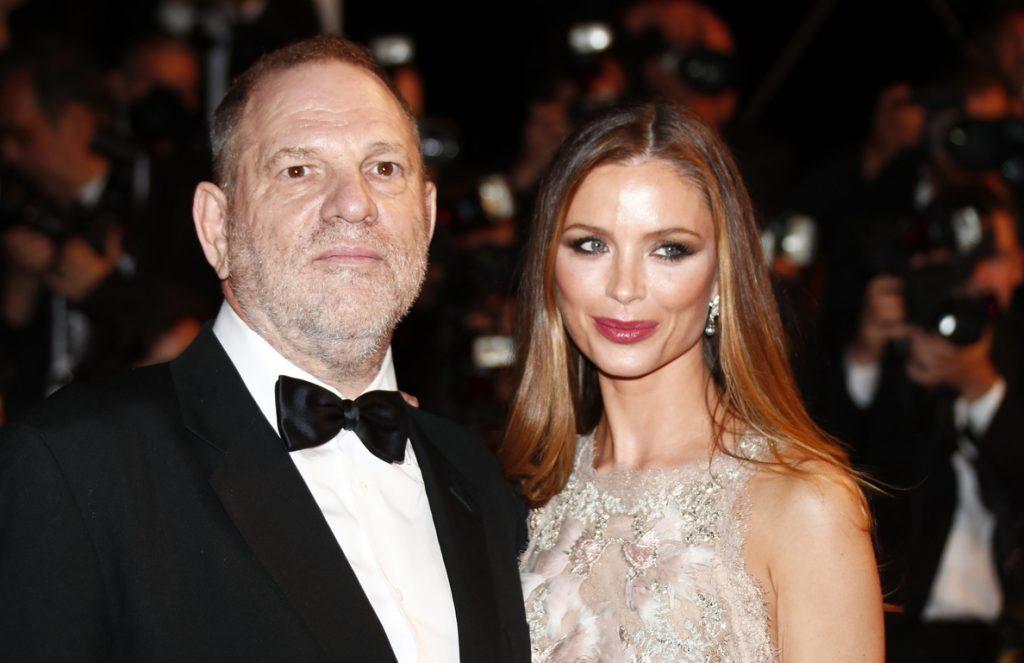 Weinstein y su esposa alcanzan acuerdo de divorcio, según el New York Post