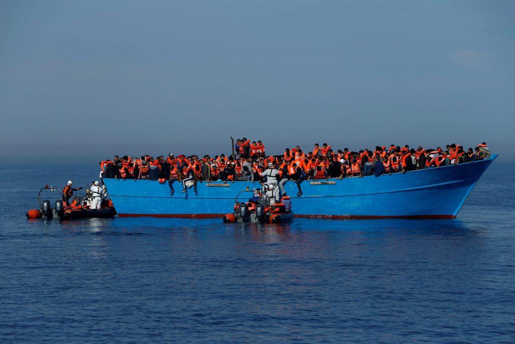 Unas 200 personas han muerto o desaparecido en el Mediterráneo en los primeros diez días del año