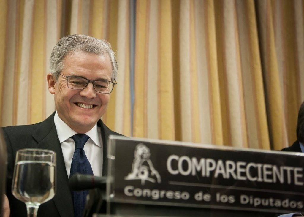 (Ampl.) Albella dice que la futura autoridad de protección al consumidor «menoscaba» la labor de la CNMV