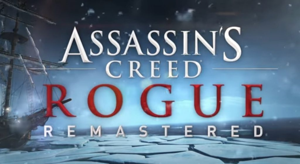 Assassin's Creed Rogue tendrá una remasterización para PS4 y Xbox One
