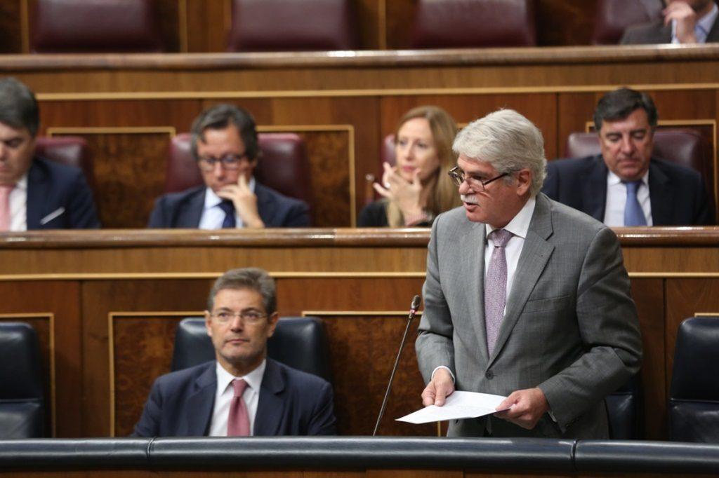Cs pide la comparecencia de Dastis tras autorizar Marruecos exploraciones de petróleo frente a Fuerteventura y Lanzarote