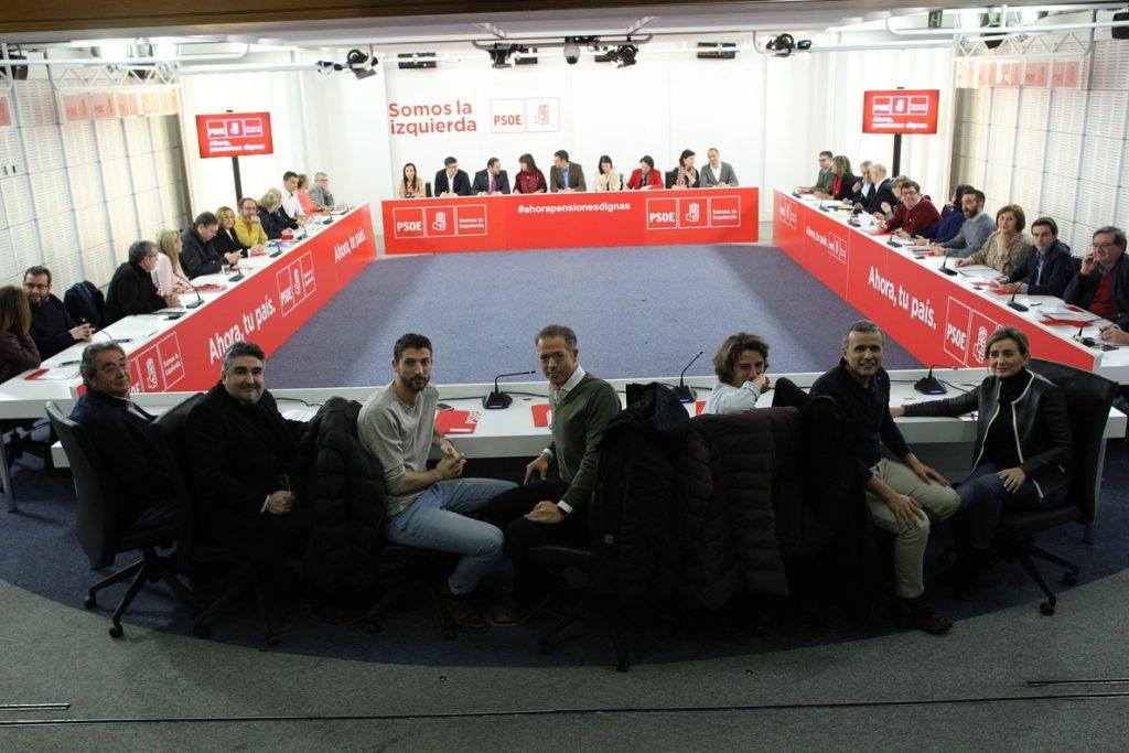 Pedro Sánchez reunirá mañana a su Ejecutiva en Ferraz para aumentar la proyección pública de su actividad política