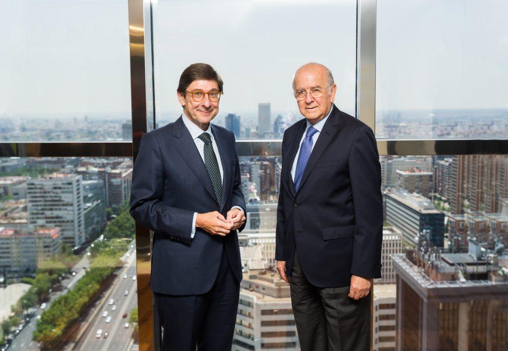 Los accionistas de BMN reciben los títulos de Bankia que comenzarán a cotizar mañana