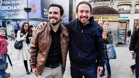 ¿Qué está pasando en Podemos? Garzón acusa su desgaste