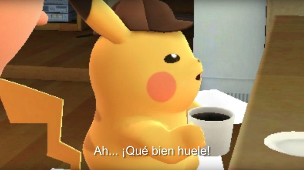 Detective Pikachu llegará a Nintendo 3DS el 23 de marzo