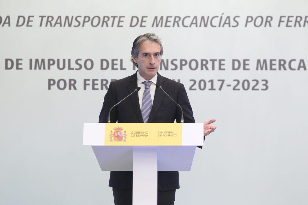 El Gobierno licita un nuevo tramo de la 'Y' vasca por 89 millones de euros