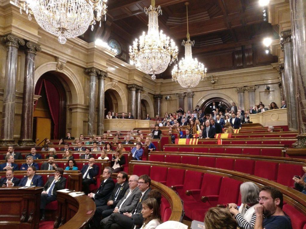Un estudio del IEEE acusa al Kremlin de usar la crisis de Cataluña para debilitar a España por ser miembro de la OTAN