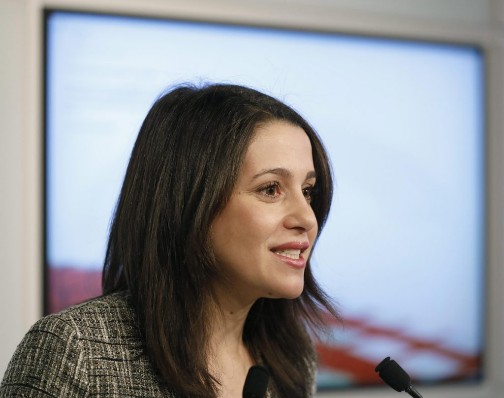 La JEC abre un expediente por la entrevista a Arrimadas en ABC