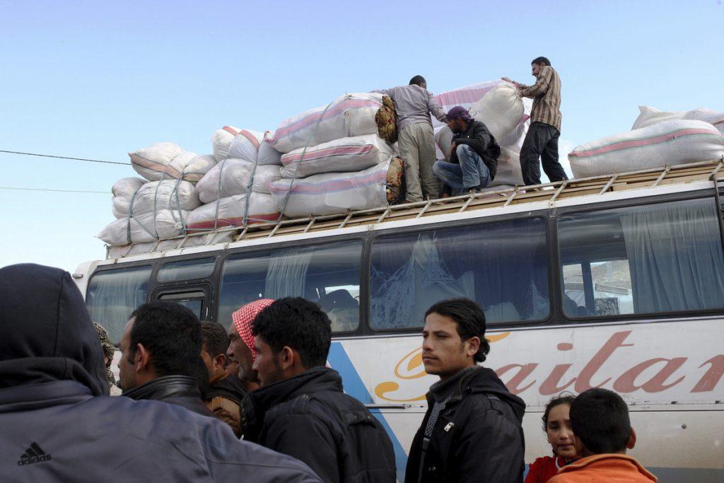 Líbano considera inexacto el reciente censo de palestinos y sirios en el país