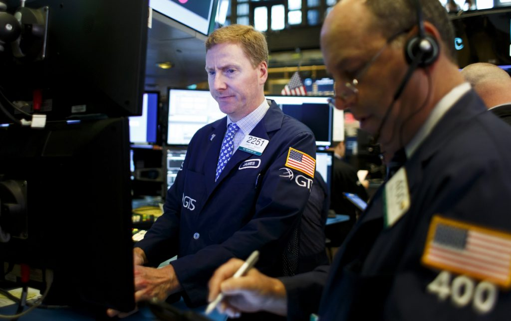 Wall Street abre al alza y el Dow Jones sube un 0,38 %