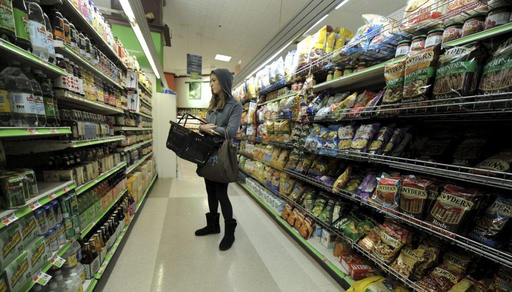 La inflación cierra 2017 en EEUU en el 2,1 %