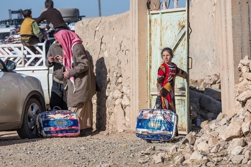 Quienes regresan a sus hogares supera por primera vez a los que siguen desplazados por la violencia en Irak
