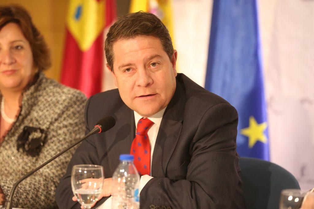 García-Page: «Si no hay consenso con C-LM, no es posible un acuerdo del agua en España, tan sencillo como eso»