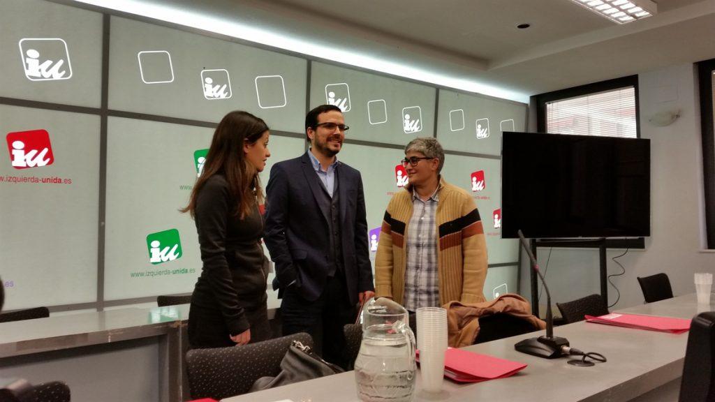 Izquierda Unida aprueba el análisis político de Garzón y el llamamiento a la «unidad popular» con Podemos