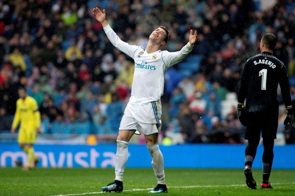 El Real Madrid toca fondo ante el Villarreal
