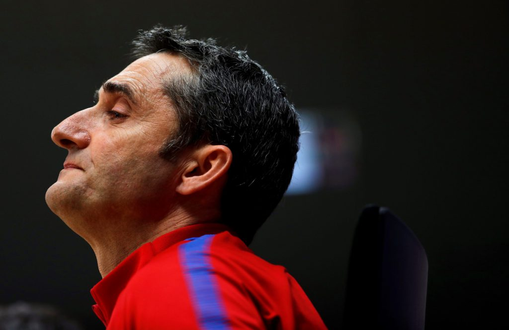 Valverde: «Si miramos atrás, estamos contentos. Pero interesa ganar al final»
