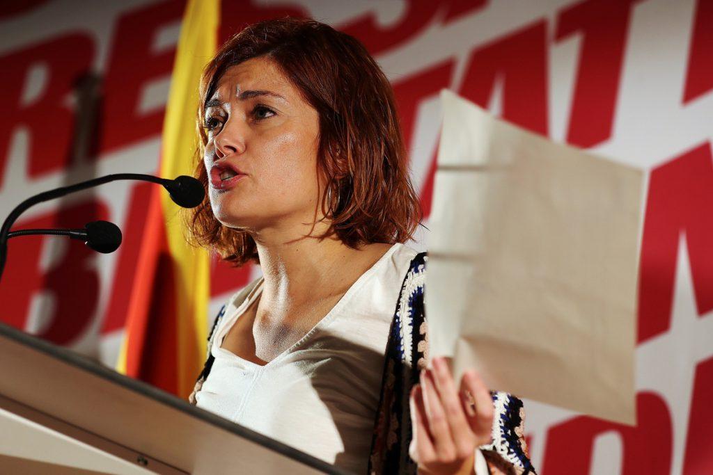 Los 'comunes' piden a independentistas pensar en desbloqueo y no en nombres