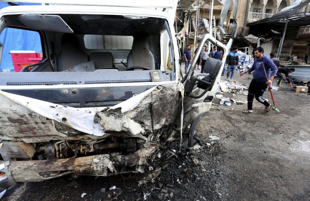 Al menos 4 muertos y 10 heridos en dos atentados en Irak