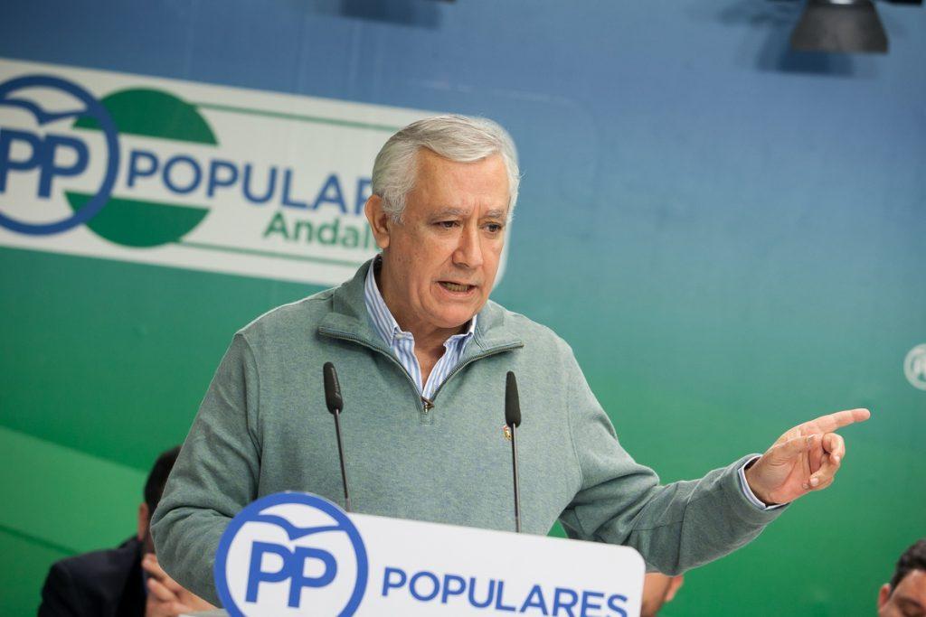 Arenas exige a Puigdemont que «abandone el delirio»: «No es un candidato, es un esperpento»
