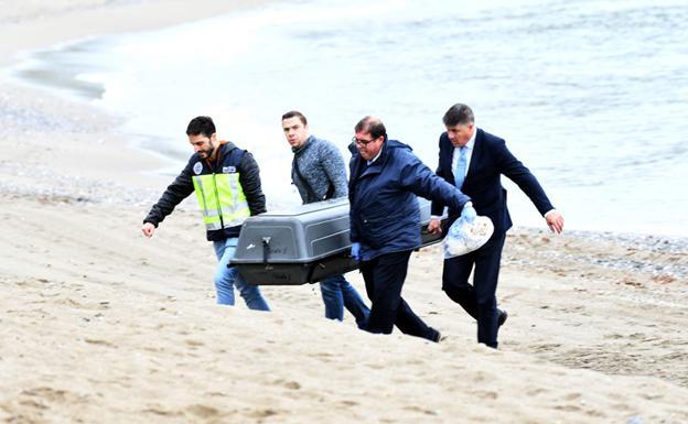 Hallan el cadáver de una mujer en Marbella , podría ser el de la británica desaparecida