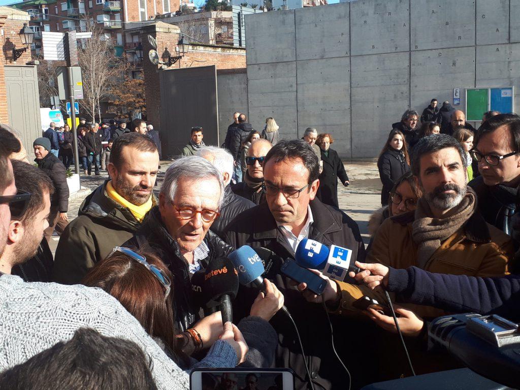 Rull asegura que harán presidente a Puigdemont porque es «perfectamente legal»
