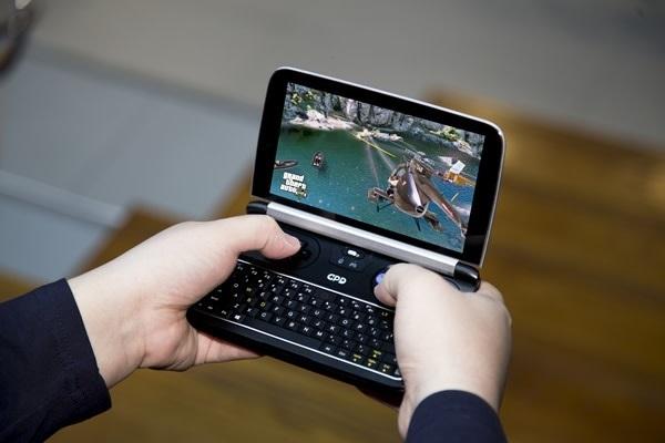 GPD Win 2, la videoconsola portátil para juegos triple A con sistema operativo Windows 10