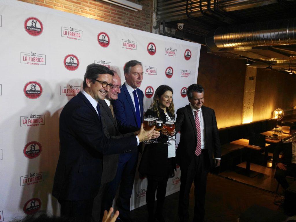 Heineken abre 'La Fábrica' en el Soho de Málaga para unir creación cervecera, cultura y gastronomía