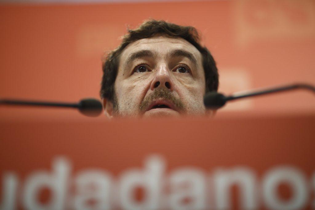 Ciudadanos también urge a Rajoy a convocar el Debate sobre el estado de la Nación en las próximas semanas