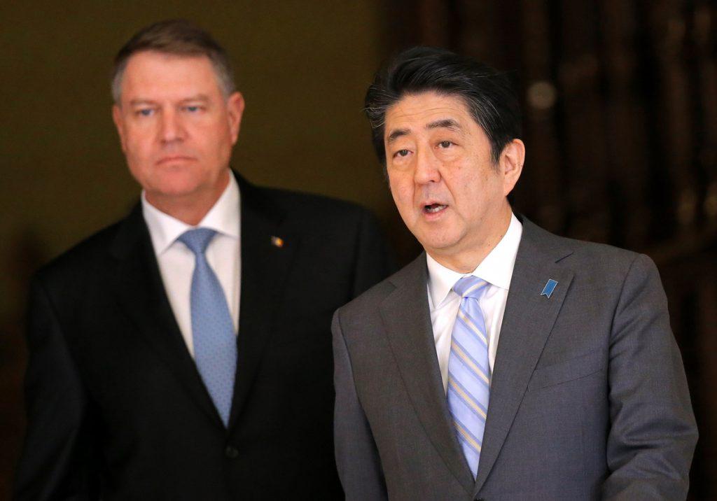 Shinzo Abe exige presión «al máximo» contra Corea del Norte