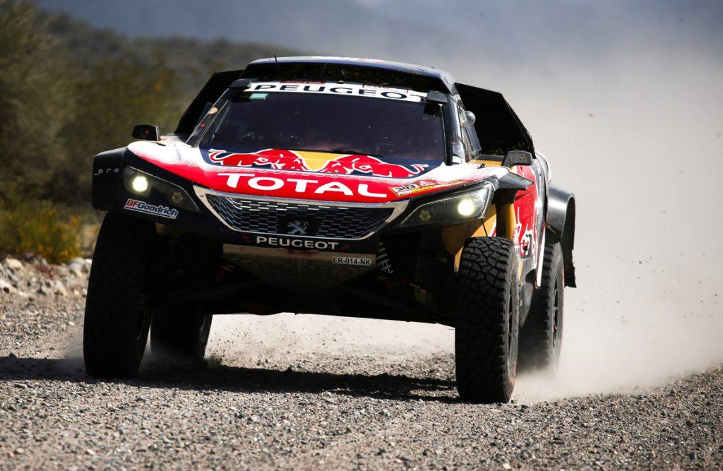 Cancelan la penalización de diez minutos a Carlos Sainz, aún más líder del Dakar
