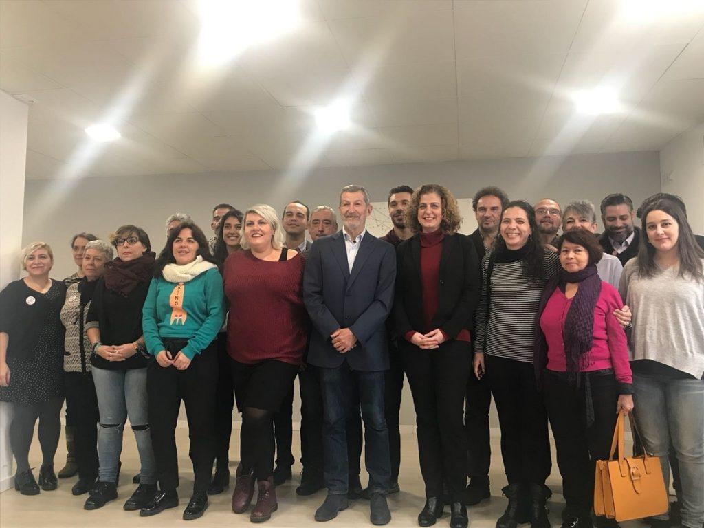 El nuevo Consejo Ciudadano Municipal de Podemos en Madrid incluye representantes de los círculos y crea ocho secretarías
