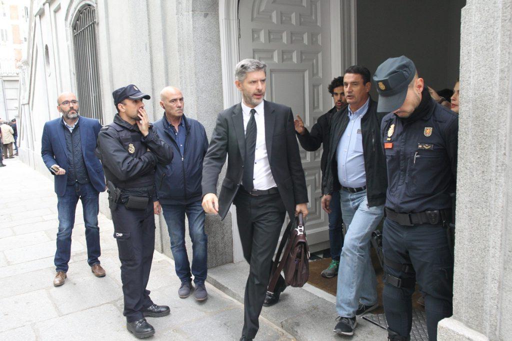 Forcadell, Simó, Bassa y Mundó cambian de abogado aunque ERC mantiene la coordinación
